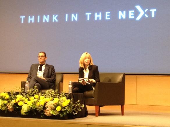 20140127 Dr Martine Rothblatt and Dean Judy Olian