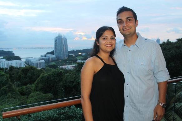 20140228 Shilpy Gupta 14 and Nitin Saharan 14  balcony  IMG_7361