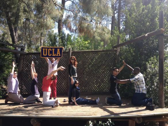 201403 UCLA in Israel