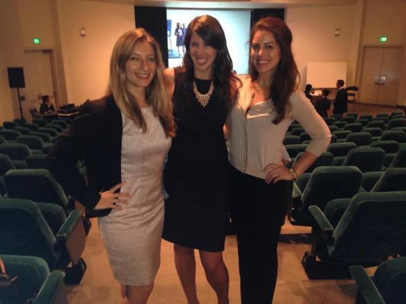 20140501 Laura Strauss, Kristen Palchak, Lauren Johnson