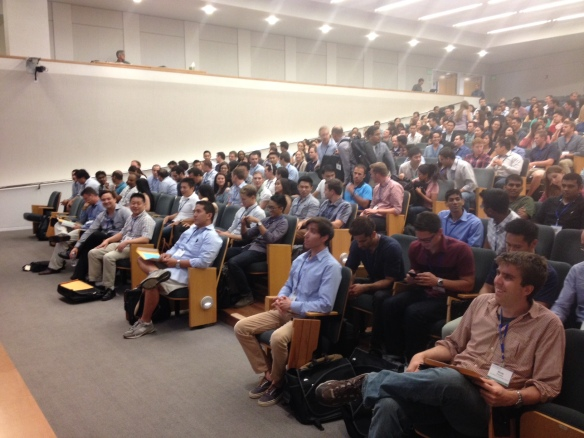 20140825 LF day one Class of 2017-1