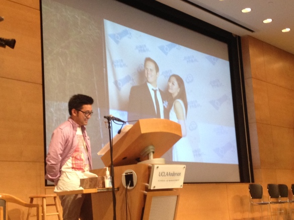 20140825 LF day one Class of 2017-David Duong welcome