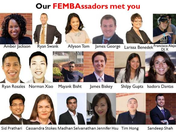 20140825 LF FEMBAssador Team 13-14