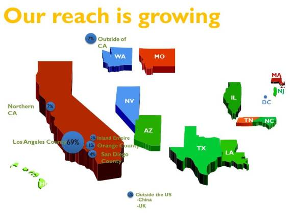 20140825 LF Our Reach is Growing