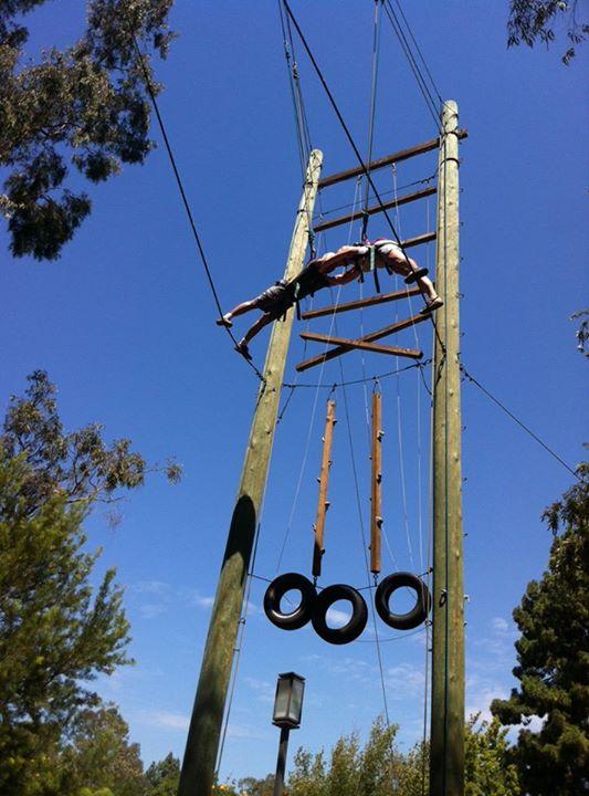 20141017 Vinay Kondapi 16 Ropes Course