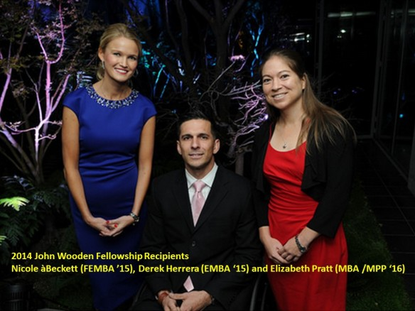 20141117 2014 Wooden Awards fellowship recipients