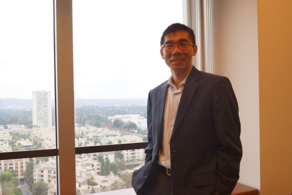 Vincent Chan 17 new Vice President of Client Solutions at Ares Management