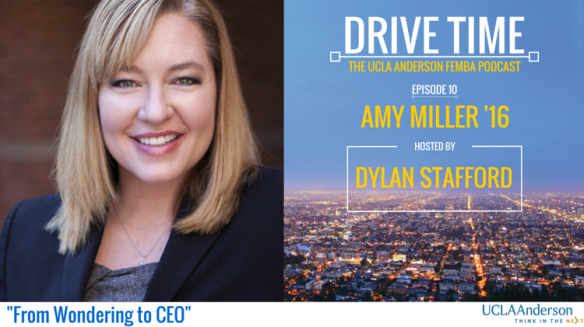 Drive Time - Dylan's Blog - Episode 10 - Amy Miller - 7.7.16