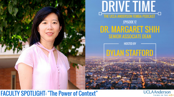 Drive Time - Dylan's Blog - Episode 17 - Margaret Shih - 8.25.16