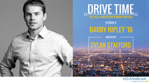 Drive Time - Dylan's Blog - Episode 4 - Barry Ripley 5.26.16