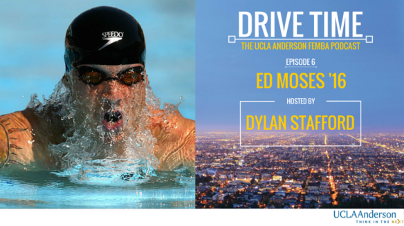 Drive Time - Dylan's Blog - Episode 6 - Ed Moses 6.9.16