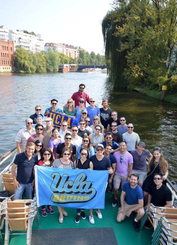 20170505 Akshay Grover 18 Boat Tour in Berlin