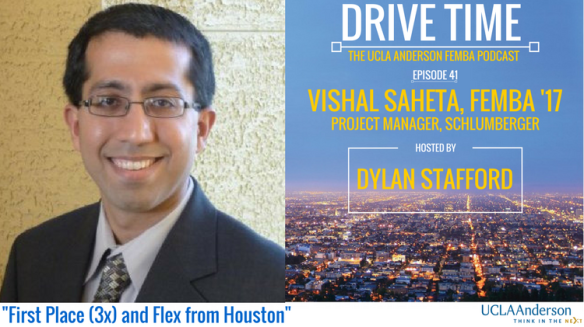 FEMBA PODCASTS - Dylan's Blog - Vishal Saheta - Episode 41
